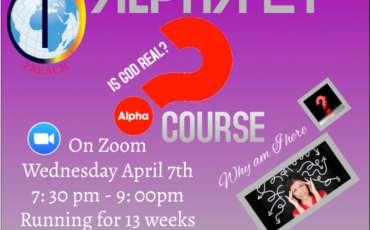 Alpha Course 2021