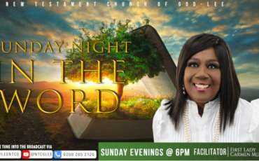 Sunday Night in the Word